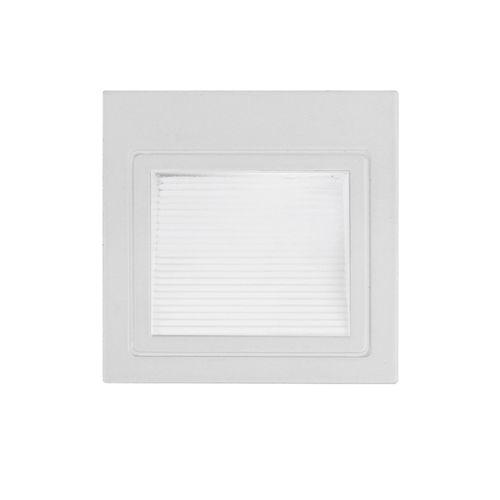 7522-LED ROND BLANC POUR ECLAIRAGE ESCALIER 3W BLANC CHAUD  :: + infos - Devis