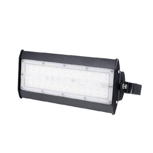 8183 :: PROJECTEUR LED HAUT PLAFOND 100W BLANC PUR