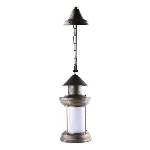 9043-LAMPE FLAMME COULEUR BRONZE 5W 220V :: + infos - Devis