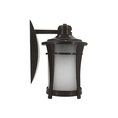 9045-LAMPE FLAMME MURALE COULEUR BRONZE 5W 220V :: + infos - Devis