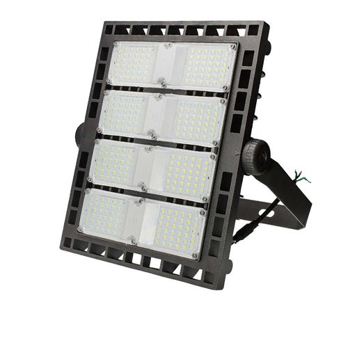 9177 :: LED ECLAIRAGE STADE 240W BLANC PUR