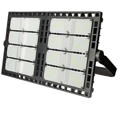 9178 :: LED ECLAIRAGE STADE 480W BLANC PUR