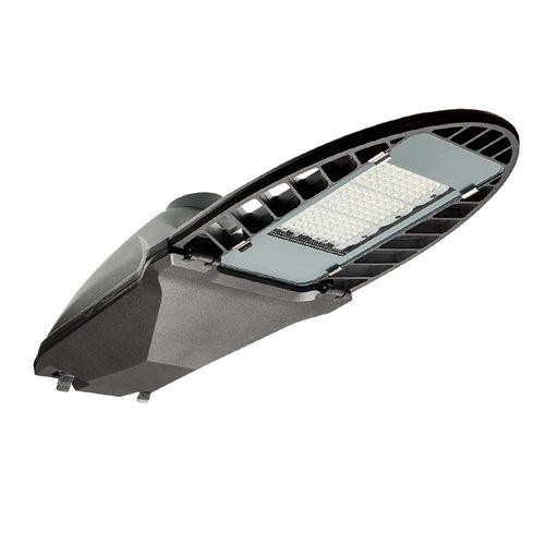 9190-LED BRIDGELUX ECLAIRAGE PUBLIC DIMMABLE 100W BLANC PUR :: + infos - Devis