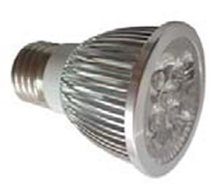 E27S8BY :: SPOT LED E27 8W 220V BLANC CHAUD TRES PUISSANT