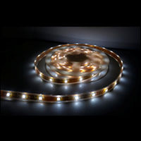 FR5ZFE :: FLEXIBLE LED PUISSANT INT-EXT BLANC NATUREL 5 METRES 40 LEDS 3535 PAR METRE