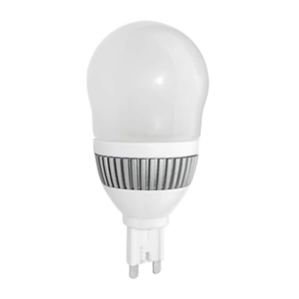 G9R3AY :: AMPOULE LED G9 RONDE 42 MATE 3W BLANC CHAUD