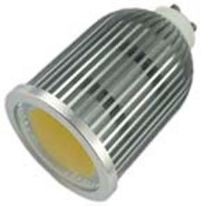 GU10S10RY :: SPOT LED GU10 10W 220V BLANC CHAUD TRES PUISSANT