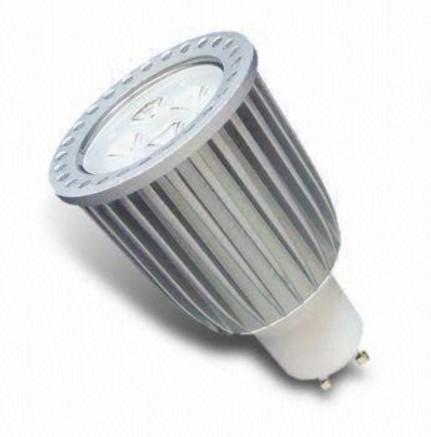 GU10S7KY :: SPOT LED GU10 7W LED CREE 480LM BLANC CHAUD