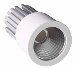 LMR16BY :: SPOT LED 8W 27V 550LM ANGLE 45 DEGRES BLANC CHAUD