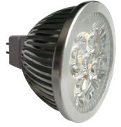 MR16S6BY :: SPOT LED MR16 6W 12V BLANC CHAUD TRES PUISSANT