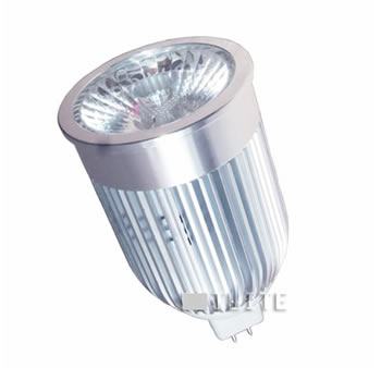 MR16S8LVY :: SPOT LED MR16 8W DIMMABLE LED SHARP 540LM BLANC CHAUD
