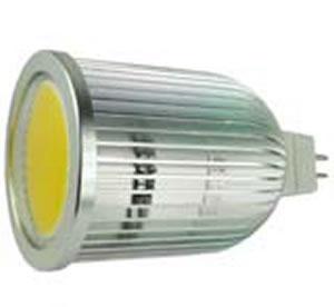 MR16S10CY :: SPOT LED MR16 10W 12V BLANC CHAUD TRES PUISSANT