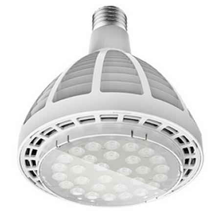 PAR38A3030Y :: PAR 38 LED ULTRA PUISSANT 30W BLANC CHAUD ANGLE 30 DEGRES
