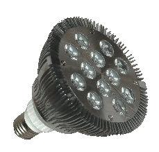 PAR38S10LY :: PAR 38 LED DIMMABLE 12W BLANC CHAUD