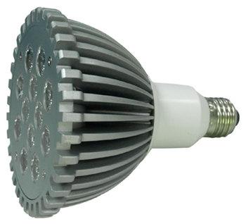 PAR38S10KY :: PAR 38 LED PUISSANT DIMMABLE 220V 10W BLANC CHAUD