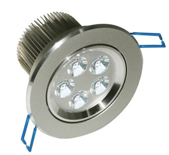 PLD53BZ :: SPOT LED ROND ENCASTRABLE ORIENTABLE 10W BLANC NATUREL LED CREE XP  DE92
