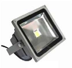 PROJF50Y :: PROJECTEUR LED BLANC CHAUD 220V 50W 120 DEGRES