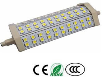 R7S13AY :: LAMPE R7S 13W 220V BLANC CHAUD