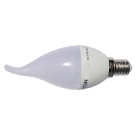 SP3L1752-AMPOULES LED FLAMME E14 6W BLANC NATUREL  :: + infos - Devis