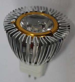 MR11S3AY :: SPOT LED MR11 3W BLANC CHAUD