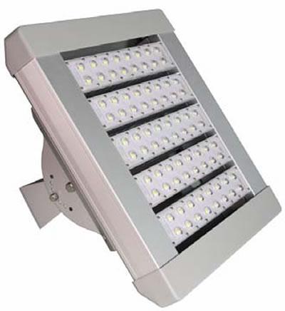 PROJB80Y :: PROJECTEUR LED MODULAIRE PUISSANT 80W 6000LM BLANC CHAUD