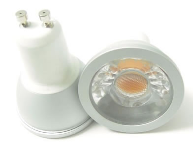 MR16S6FY :: SPOT LED MR16 6W LED SHARP 530LM BLANC CHAUD