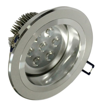 PLD7BZ :: SPOT LED ROND ENCASTRABLE 7W BLANC NATUREL LED CREE XP DE75