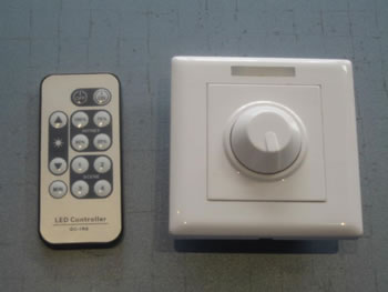 VARB :: VARIATEUR LED AVEC TELECOMMANDE